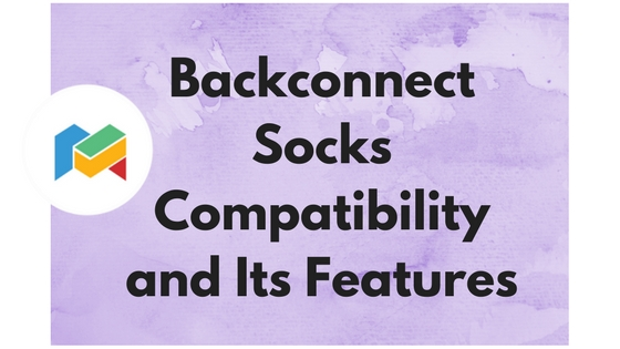 Backconnect Socks Compatibility and Its Features